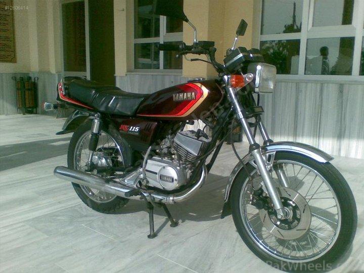Yamaha RX115 Owners & Fan Club - 239171