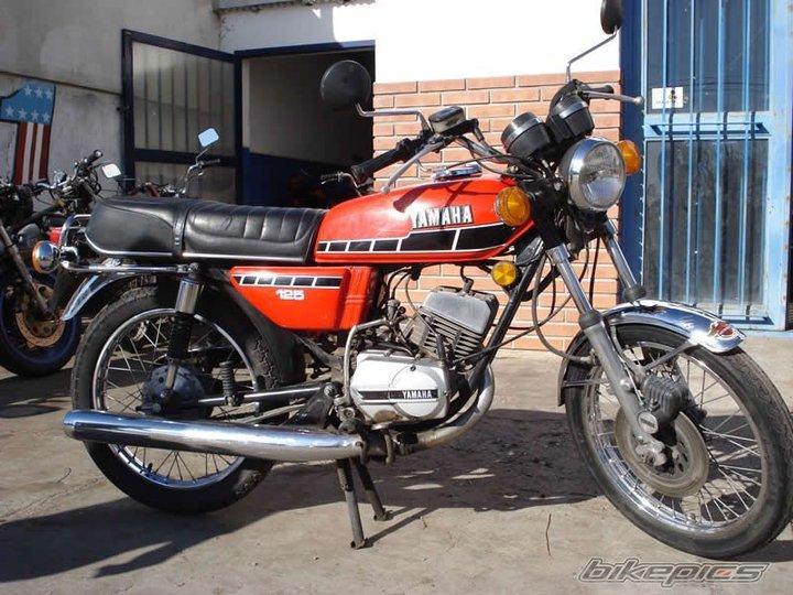 Yamaha RX115 Owners & Fan Club - 244080
