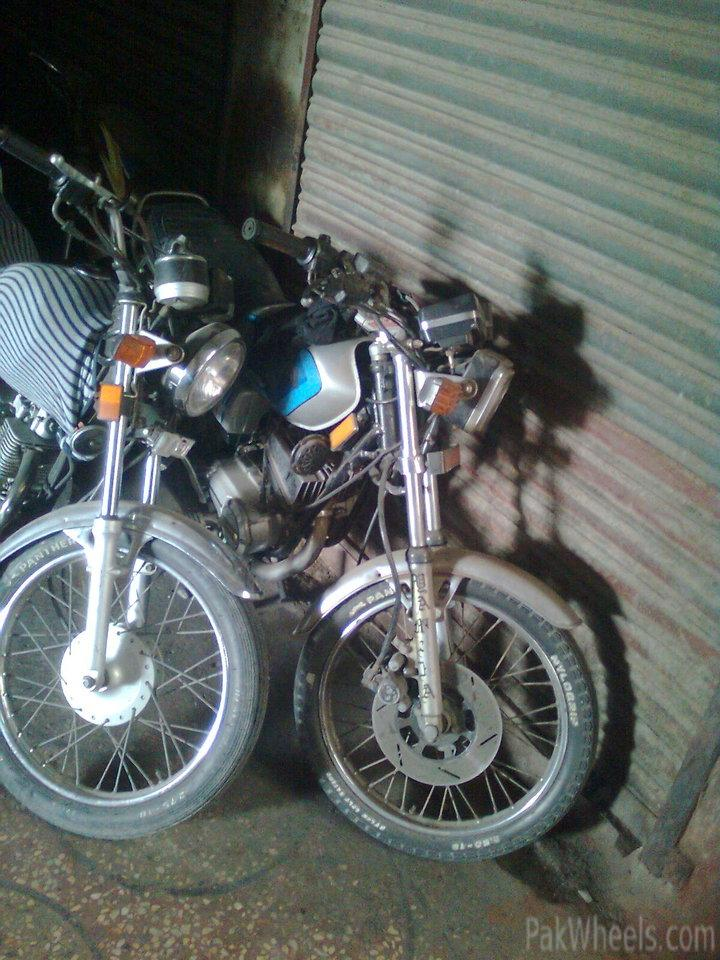 Yamaha RX115 Owners & Fan Club - 249394