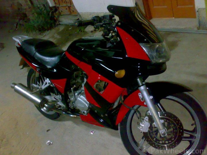 Suzuki GS150 - 251123
