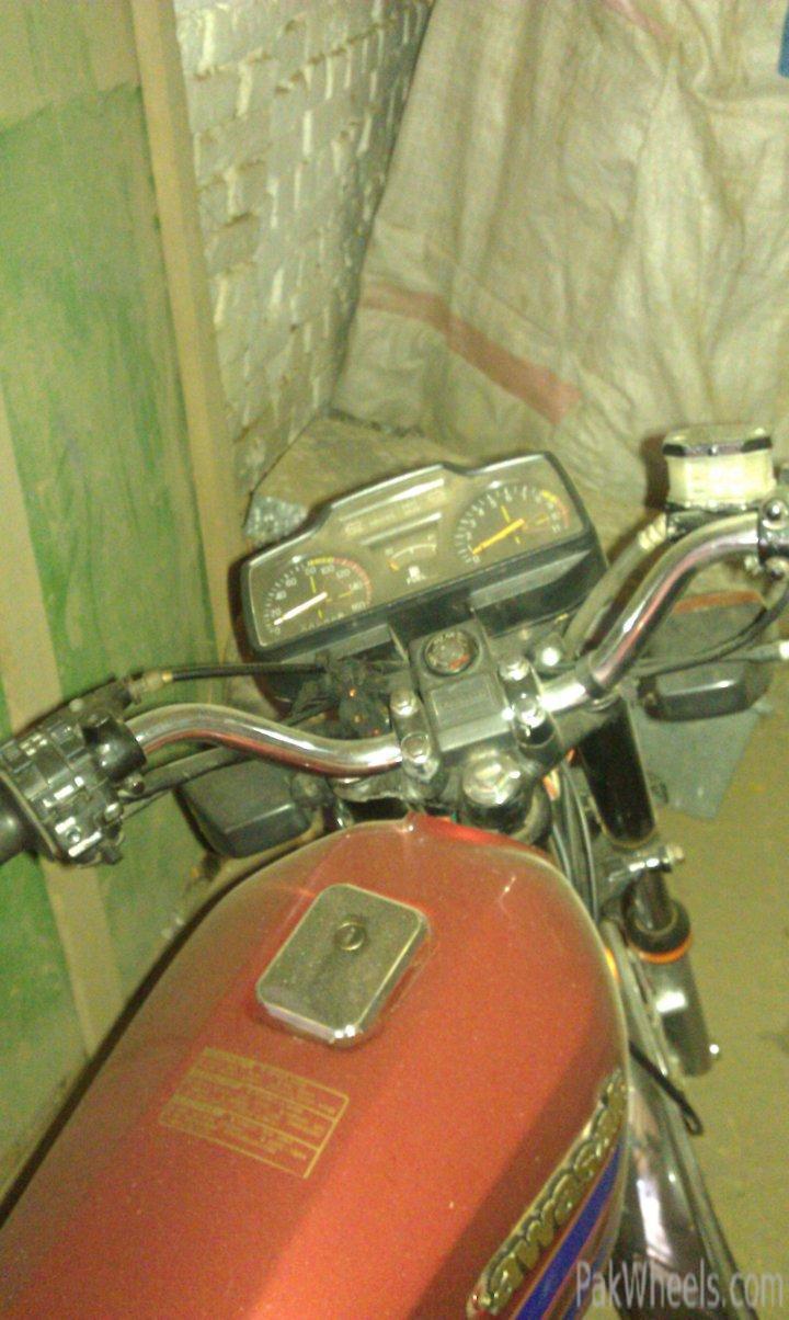 Yamaha RX115 Owners & Fan Club - 275470