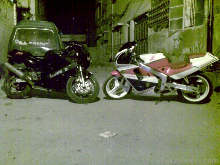 MIR3 is back with Bike again..... - 276914