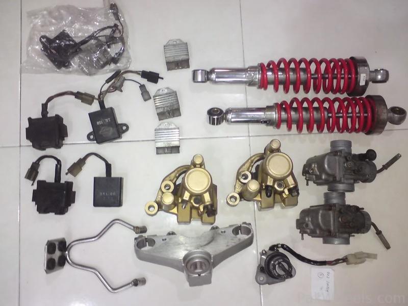 Yamaha RX115 Owners & Fan Club - 288678