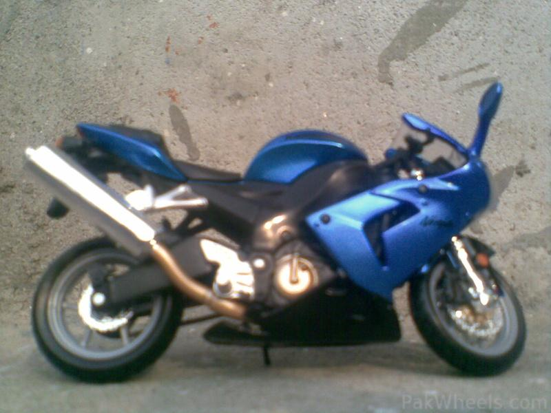 My Eid Shopping...A brand new bike - 291986