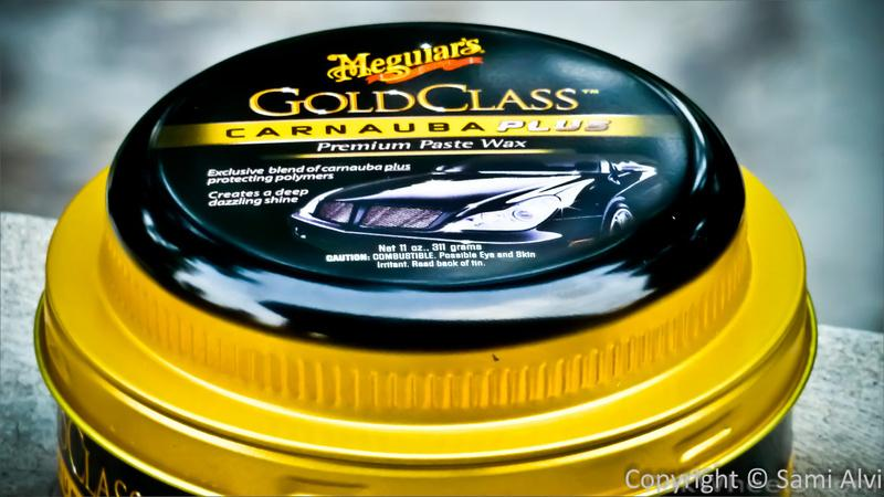 Which wax do you use for shining? - 297123
