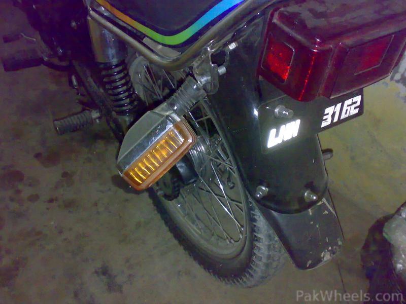 Yamaha RX115 Owners & Fan Club - 304289