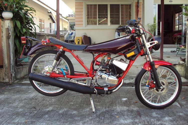Yamaha RX115 Owners & Fan Club - 309595