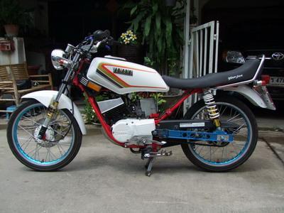 Yamaha RX115 Owners & Fan Club - 309596
