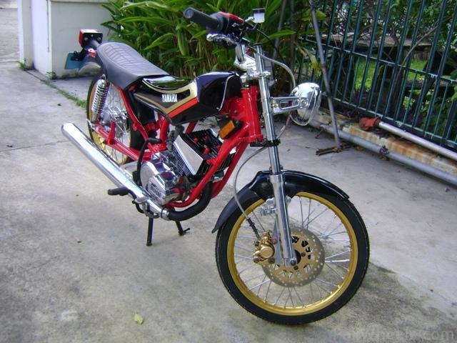 Yamaha RX115 Owners & Fan Club - 309598