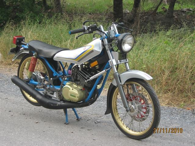 Yamaha RX115 Owners & Fan Club - 309601