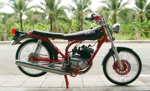 Yamaha RX115 Owners & Fan Club - 309604