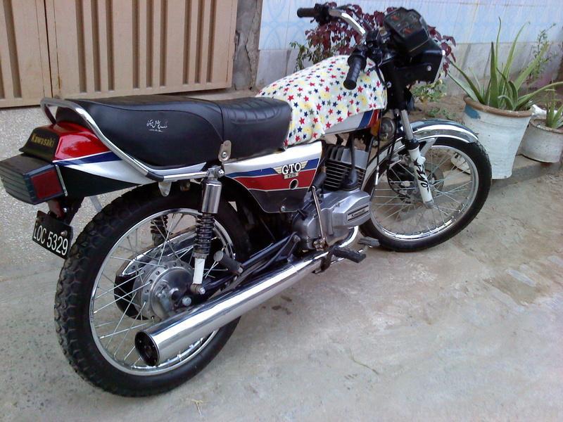 Yamaha RX115 Owners & Fan Club - 309916