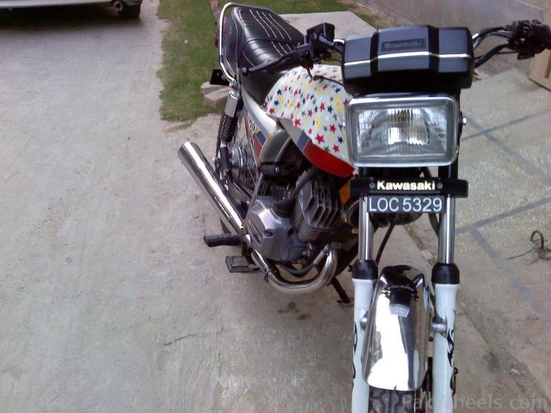 Yamaha RX115 Owners & Fan Club - 309917