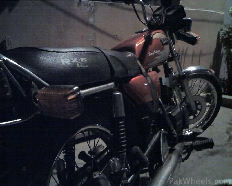 Yamaha RX115 Owners & Fan Club - 314346