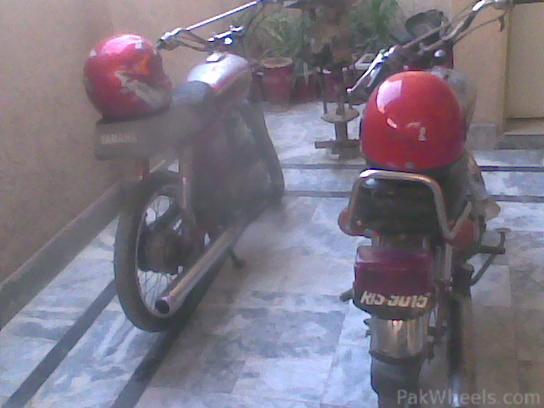 Yamaha RX115 Owners & Fan Club - 319166