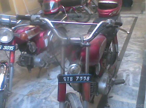 Yamaha RX115 Owners & Fan Club - 319167