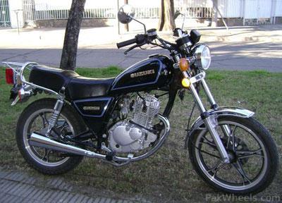 Suzuki bikes free check up.. On 15 november - 325581