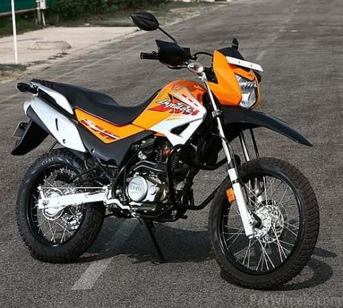 expected arival of qingqi Trail bike (pioneer) 150cc - 338591