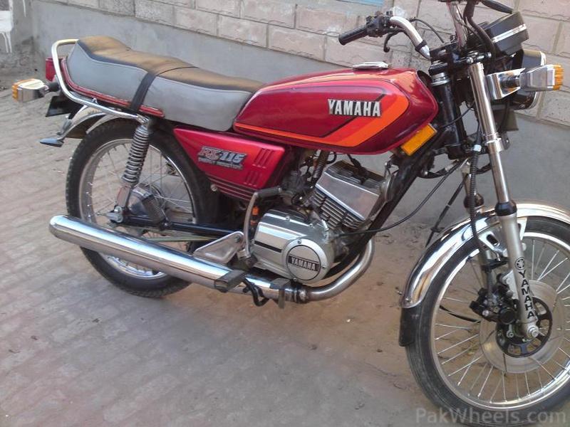 Yamaha RX115 Owners & Fan Club - 339545
