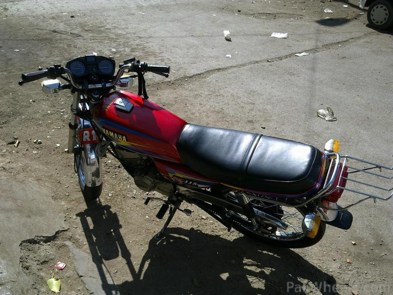 Yamaha RX115 Owners & Fan Club - 339563