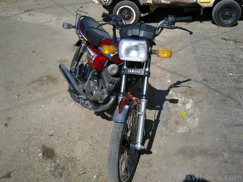 Yamaha RX115 Owners & Fan Club - 339564