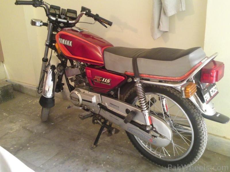 Yamaha RX115 Owners & Fan Club - 340202
