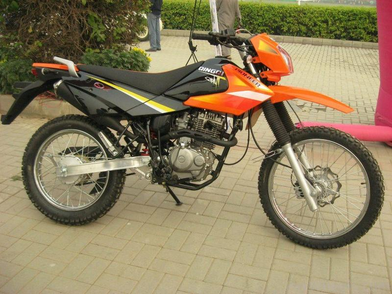 expected arival of qingqi Trail bike (pioneer) 150cc - 343944