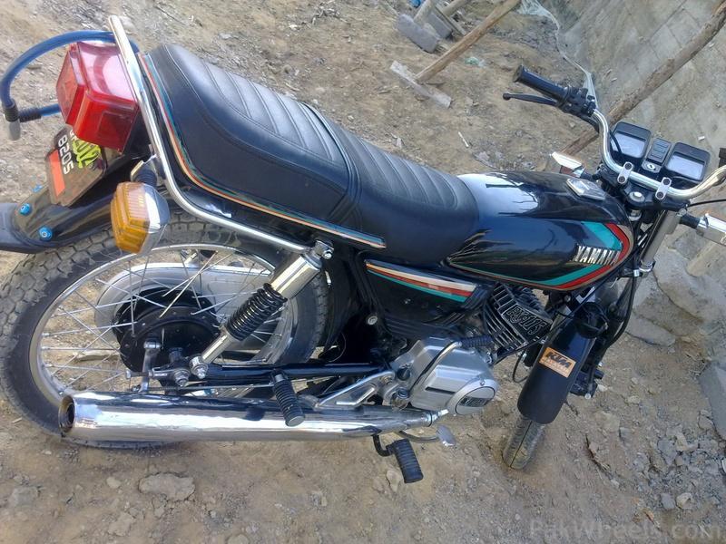 Yamaha RX115 Owners & Fan Club - 358569