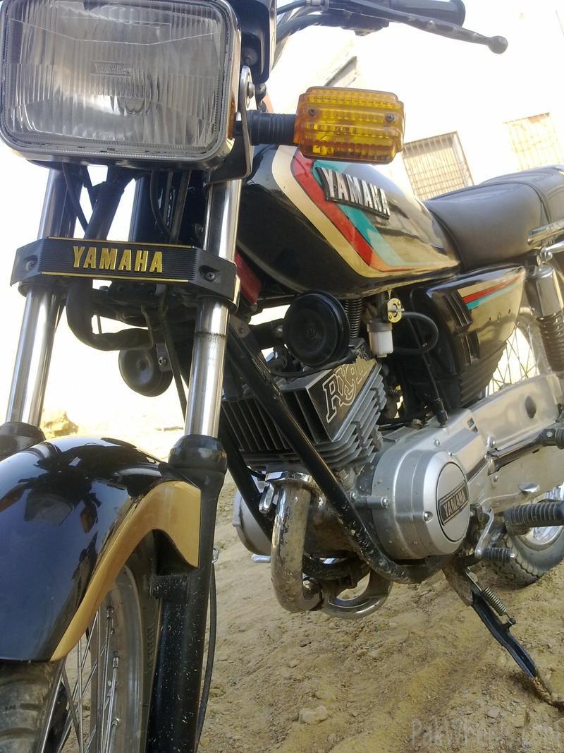Yamaha RX115 Owners & Fan Club - 358572
