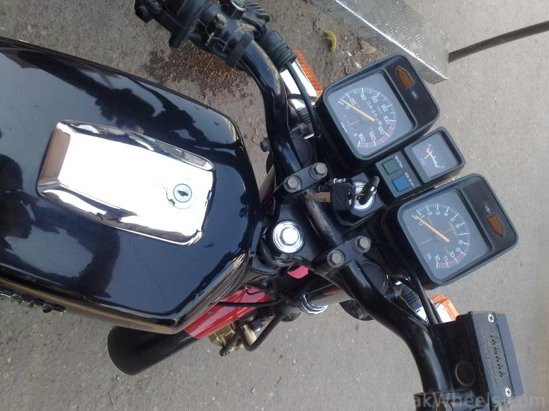 Yamaha RX115 Owners & Fan Club - 364957