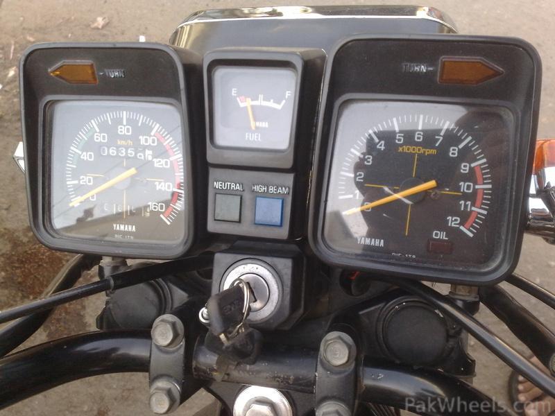 Yamaha RX115 Owners & Fan Club - 364959