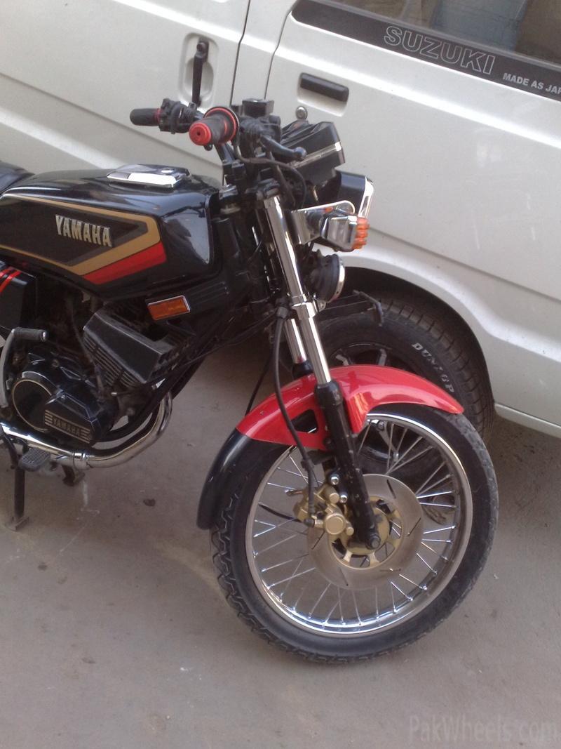Yamaha RX115 Owners & Fan Club - 364972