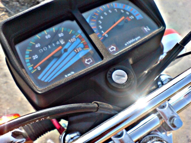 Talhadon - (Ride on power) My new CG125 2012...!!! - 376001