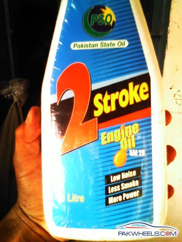 The 2 stroke thread - 381728