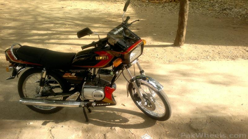 Yamaha RX115 Owners & Fan Club - 391037