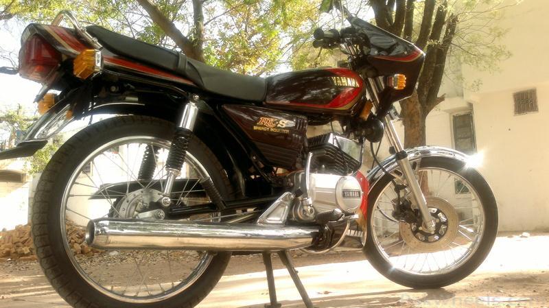 Yamaha RX115 Owners & Fan Club - 391038