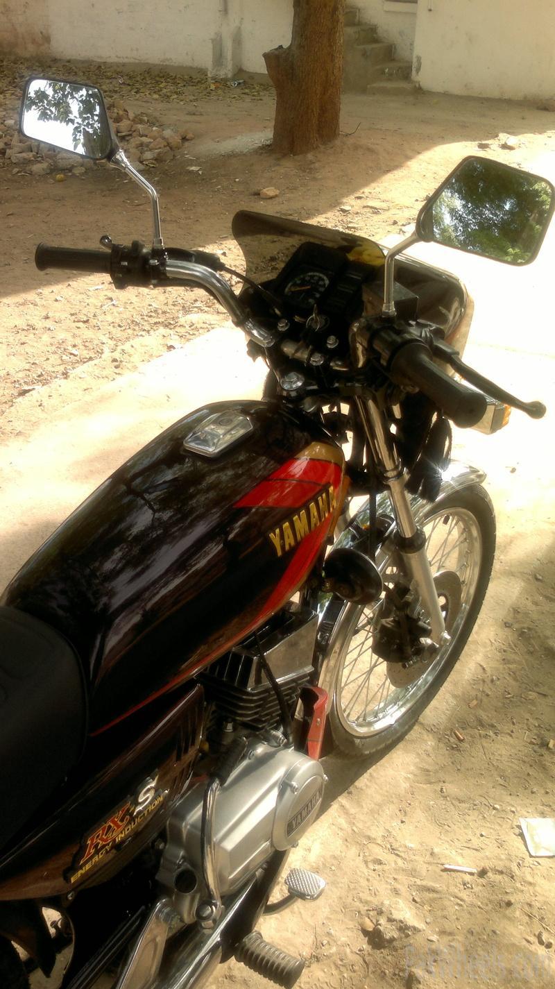 Yamaha RX115 Owners & Fan Club - 391040