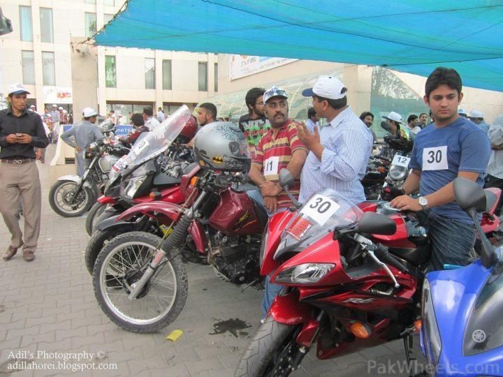 Lcci bikes rally - 400164
