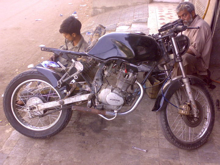 Indian bikes vs Pakistani bikes - 55025