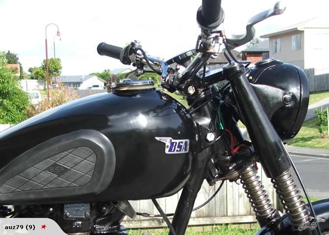 Classic bike enthusiast - 63611