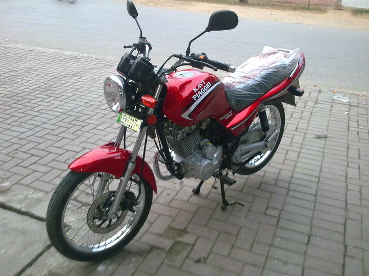 choice between storm 125 or gs 150????help needed - 94058