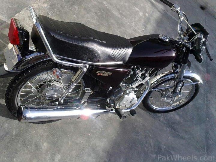 Honda Cg 125 Classic Or Cg 125 Deluxe - 240425