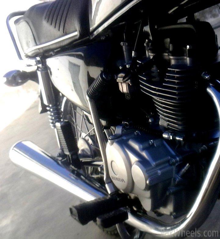 Honda Cg 125 Classic Or Cg 125 Deluxe - 241034