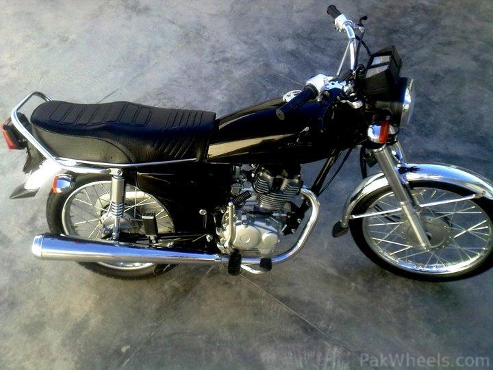Honda Cg 125 Classic Or Cg 125 Deluxe - 241039