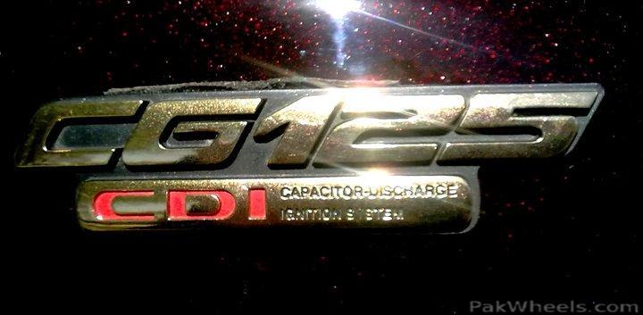 Honda Cg 125 Classic Or Cg 125 Deluxe - 241042