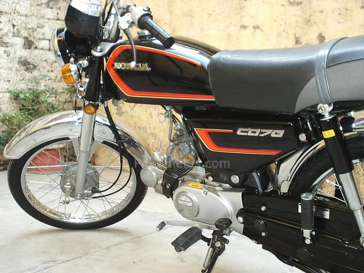 Honda CD 70 Fan Club - 69845