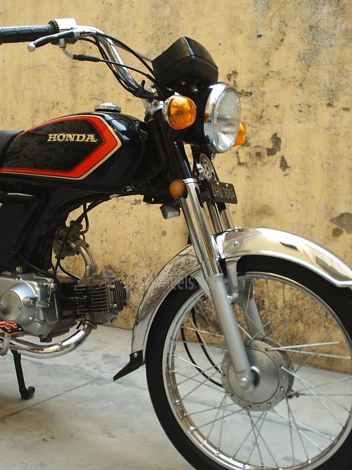 Honda CD 70 Fan Club - 69849