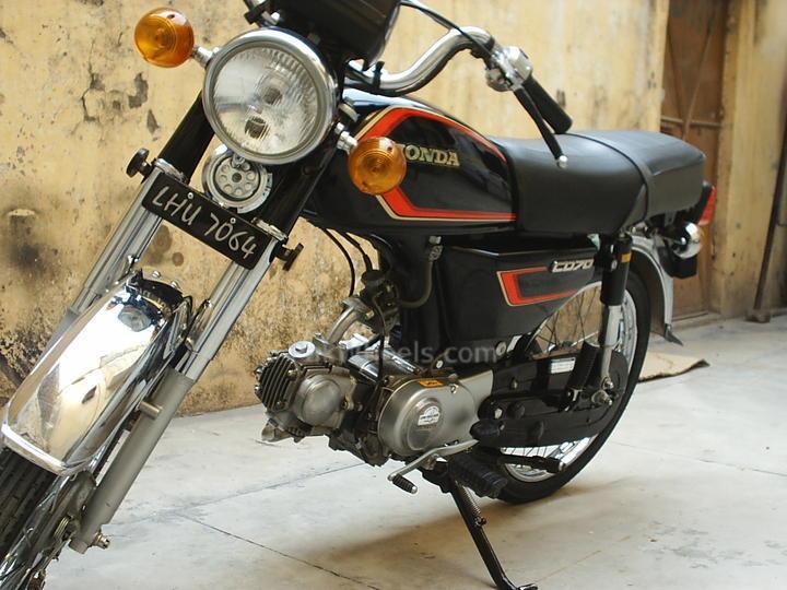 Honda CD 70 Fan Club - 69852