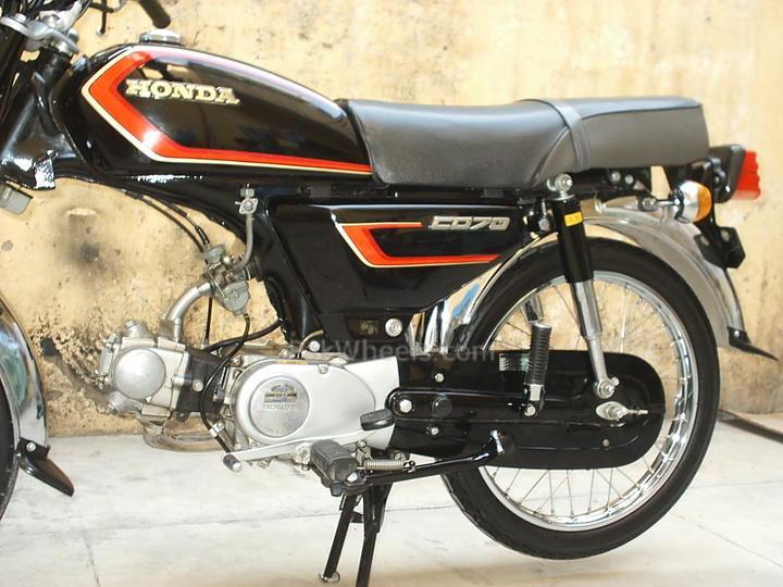 Honda CD 70 Fan Club - 69854