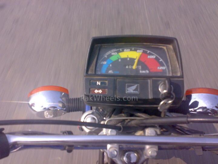 Honda CD 70 Fan Club - 78308
